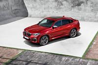 The new BMW X4 xDrive M40d ©Fabian Kirchbauer