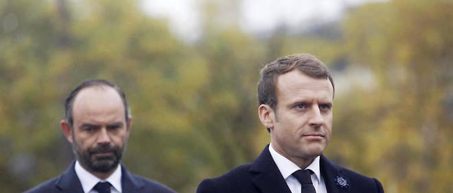 Trois combats cruciaux en même temps : Emmanuel Macron et Édouard  Philippe jouent gros dans les semaines qui viennent.