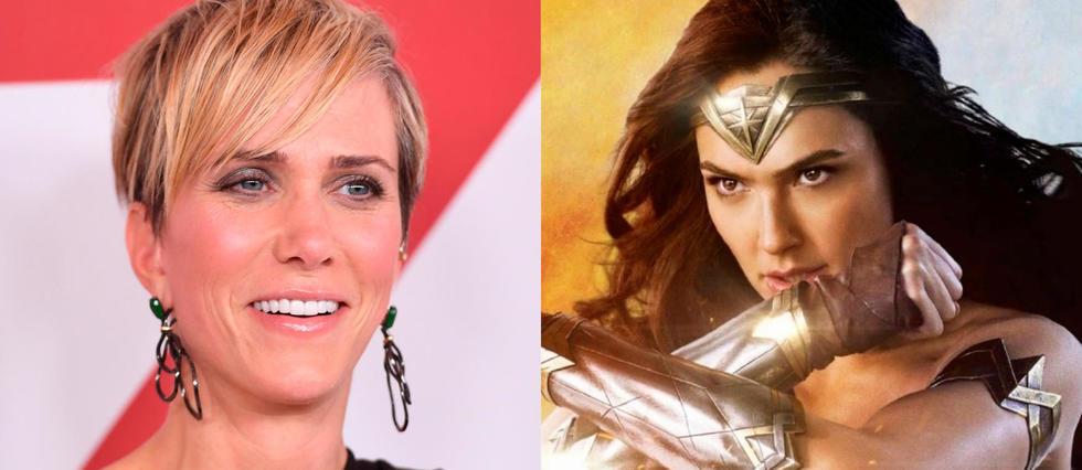 <p>Kristen Wiig pressentie pour incarner la m&#233;chante de Wonder Woman 2.</p>