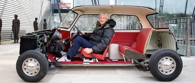 James Dyson aspire à véhiculer un jour ses clients