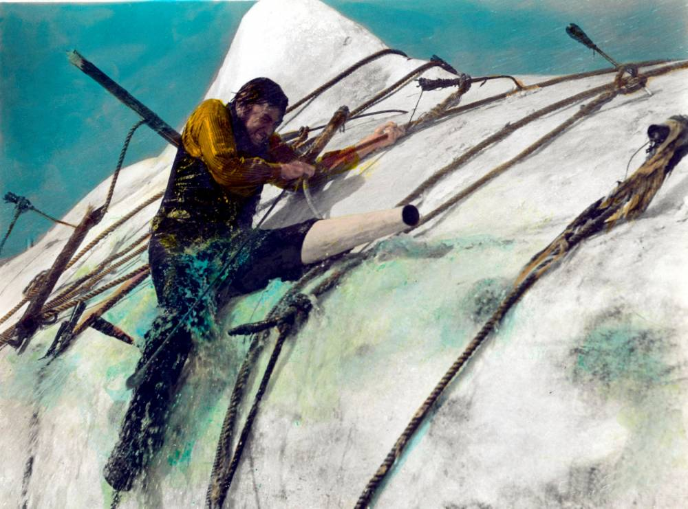 Moby Dick (1956) uk ©  Archives du 7eme Art / Photo12