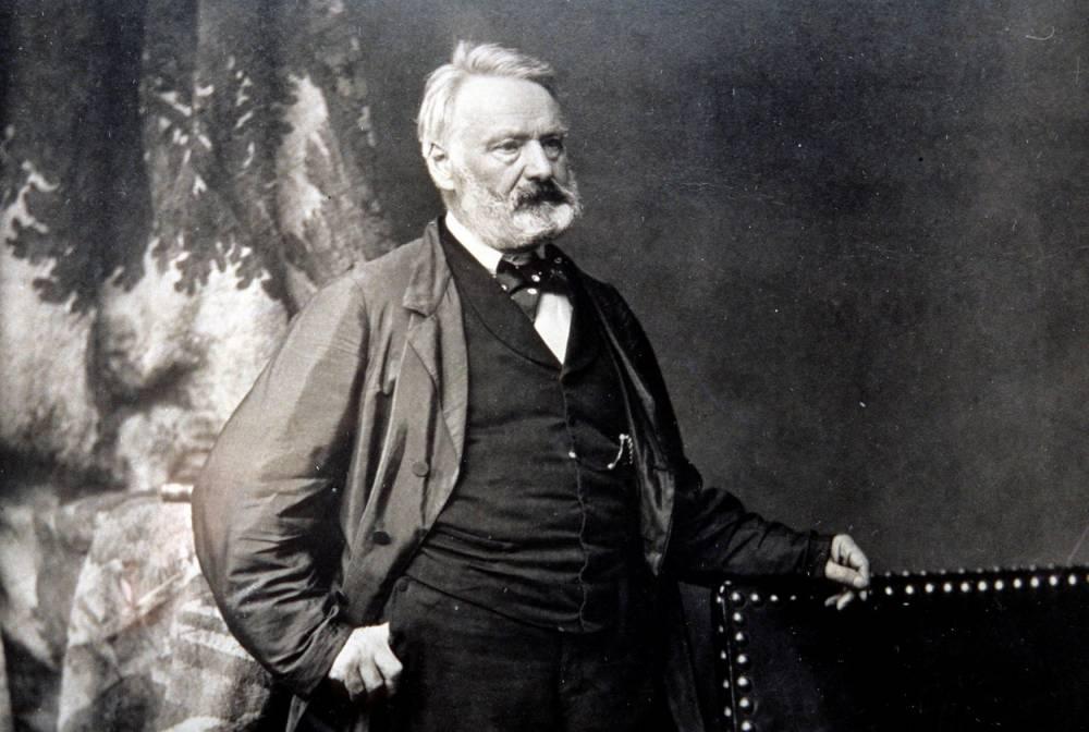 Victor Hugo © PHILIPPE MATSAS Opale / leemage