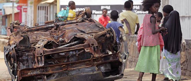 L'archipel de Mayotte est régulièrement l'objet de violences et de troubles.