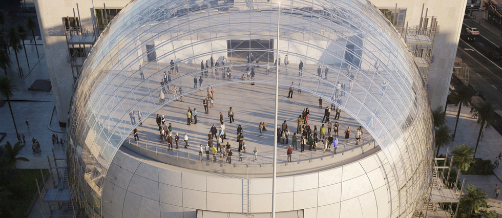 <p>Un mus&#233;e sign&#233; Renzo Piano pour les Oscars.</p>