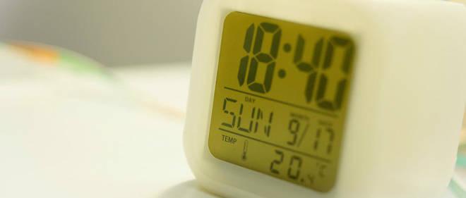 Les horloges reliées à Internet retardent jusqu'à 6 minutes. (Illustration)