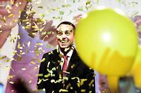 Le leader du Mouvement 5 étoiles, Luigi Di Maio, 31 ans, est un ancien webmaster, sans la moindre expérience politique.