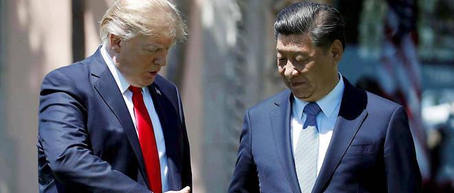 Donald Trump et Xi Jinping : le premier se lance dans une guerre commerciale, le second aspire à gouverner éternellement.