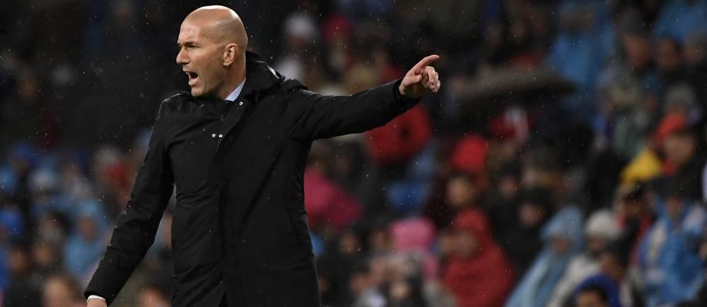 Zinédine Zidane vise une 3e Ligue des champions d'affilée.