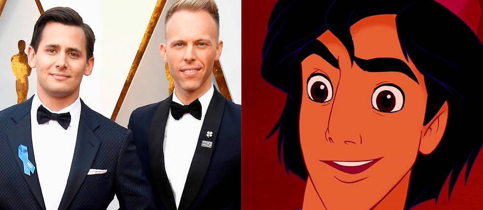 <p>Benj Pasek et Justin Paul composeront deux chansons pour le remake d'Aladdin.</p>