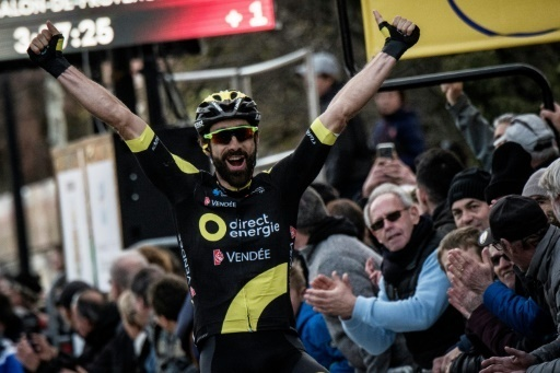 Paris-Nice: Cousin a la facon d'un chat