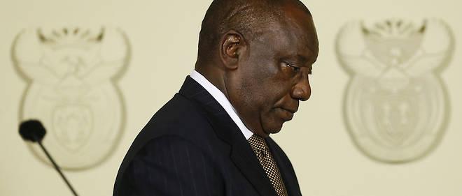 La tâche de Cyril Ramaphosa s'avère ardue à un an de la future élection présidentielle en Afrique du Sud.