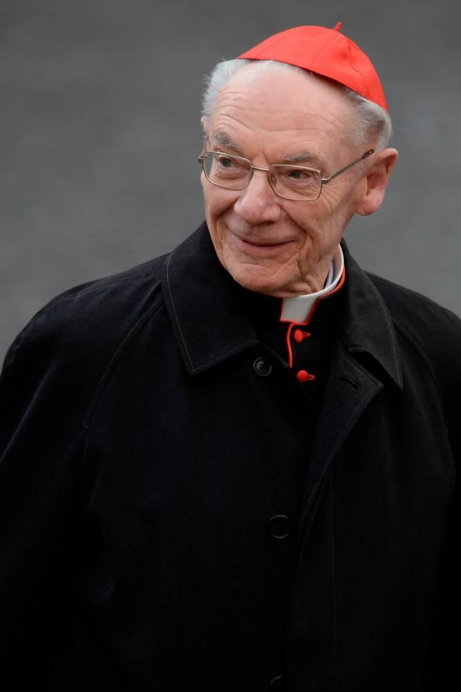 VATICAN-POPE-CONCLAVE-CARDINALS © FILIPPO MONTEFORTE AFP