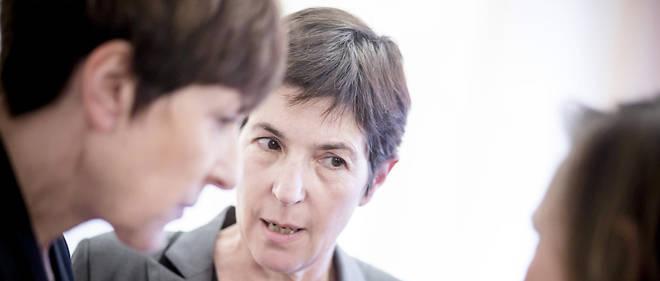 Lors de son altercation avec Éric Dupond-Moretti sur le plateau d'« ONPC », la chroniqueuse de l'émission de Laurent Ruquier aurait rejoint les coulisses.