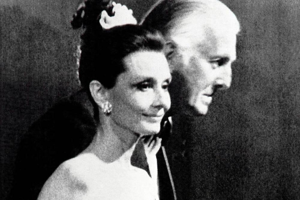 Audrey Hepburn, symbole d'une marque