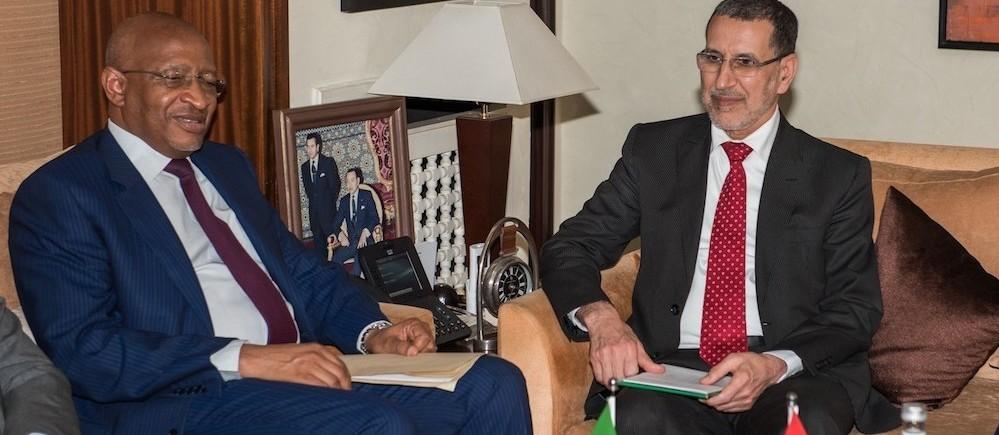 """Résultat de recherche d'images pour """"Formation des imams : Rabat et Bamako plus que jamais ensemble contre le djihadisme"""""""