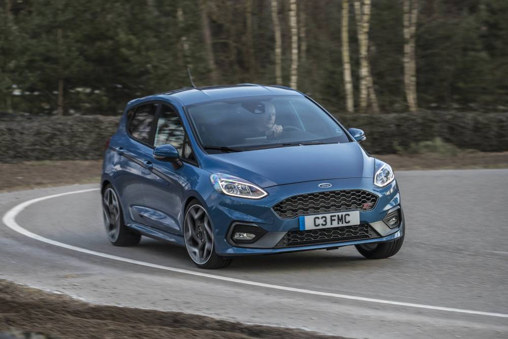 Ford Fiesta ST 200 © Charlie Magee Charlie Magee / Ford