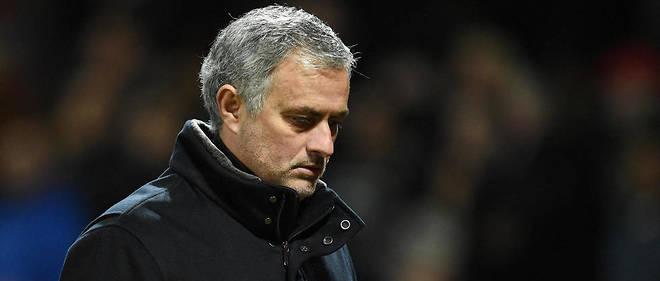 José Mourinho subit une nouvelle déconvenue en Ligue des champions.