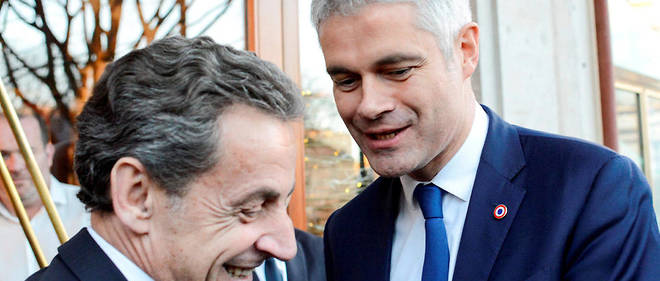 Nicolas Sarkozy et Laurent Wauquiez se rencontrent mercredi 14 mars. (Illustration)
