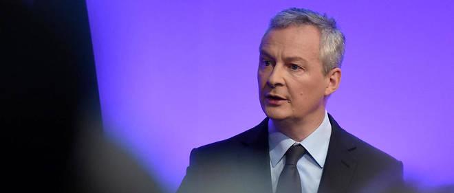 Bruno Le Maire table sur un déficit public entre 2,7 et 2,8 % du PIB en 2017.