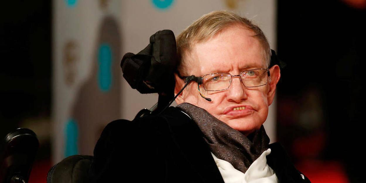 Douze Citations Inspirantes De Stephen Hawking Le Point