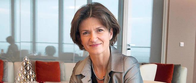 Isabelle Kocher, directrice générale d'Engie, nommée en mai 2016.