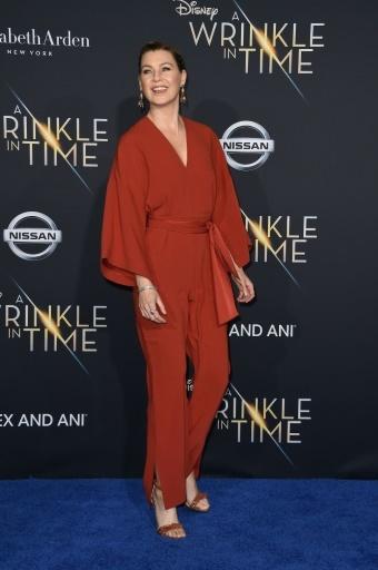 Ellen Pompeo --star de Grey's Anatomy-- a négocié un salaire de 20 millions de dollars par an. © Robyn Beck AFP/Archives