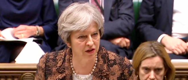 En pleine crise diplomatique avec la Russie, Theresay May fera un discours.