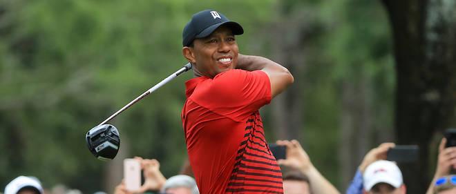Passé à un coup de la victoire dimanche dernier à Palm Harbor (Floride), Tiger Woods fait désormais partie des favoris pour le Master d'Augusta, qui aura lieulieu du jeudi 5 au lundi 9 avril prochains.