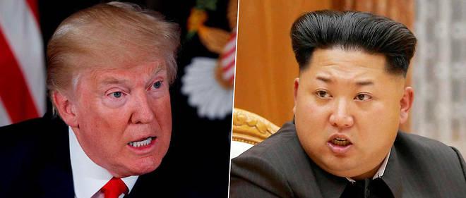 a45cf6e44266e8 Corée du Nord   Kim « examine la situation » après le oui de Trump à une  rencontre - Le Point