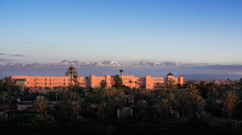 La Mamounia, Marrakech, 1:54, Touria El Glaoui ©  DR