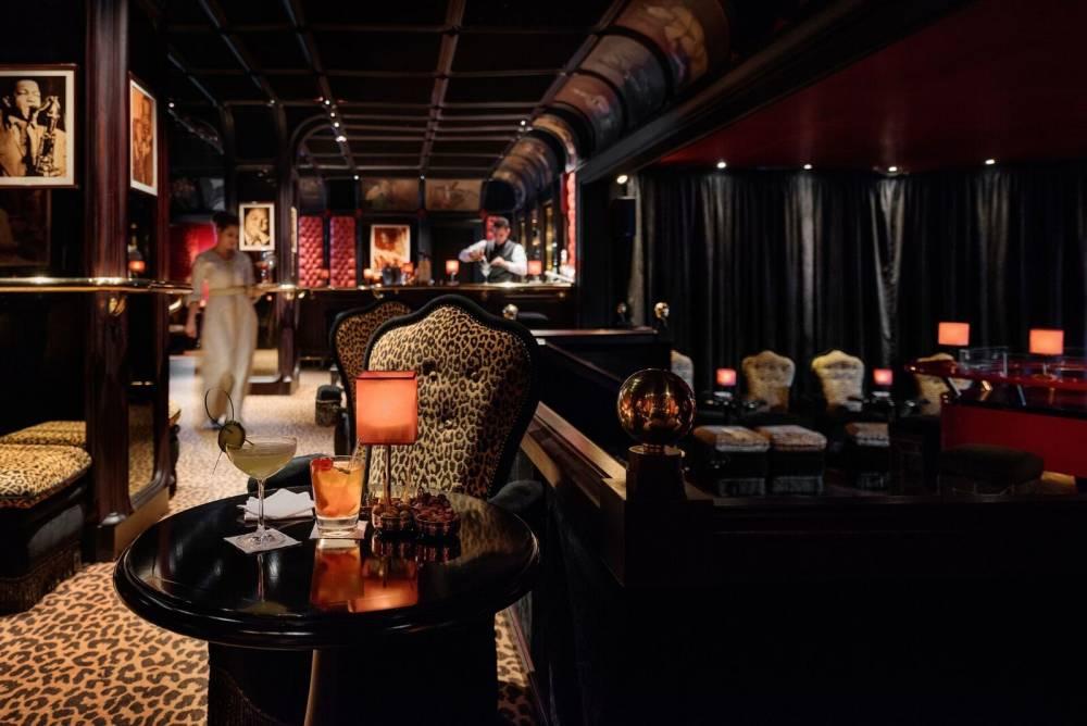 La Mamounia, Bar Churchill, Marrakech ©  DR
