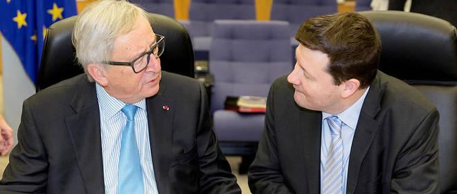 Jean-Claude Juncker a lui-même donné une conférence de presse pour annoncer la nomination de son ancien bras droit Selmayr. Une pratique inusitée.