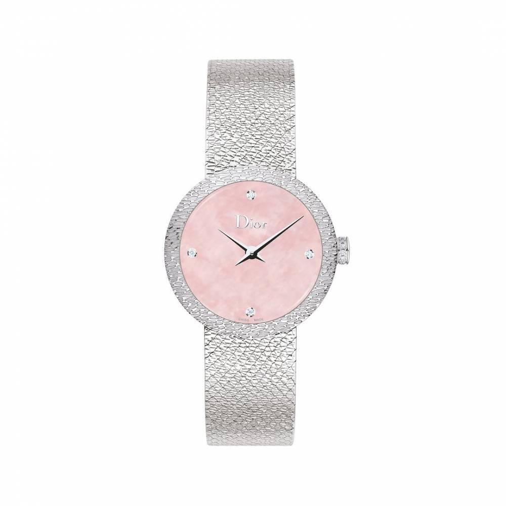 Dior, D de dior, horlogerie ©  DR