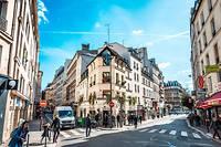 Arrondissement à la mode, le 9e arr. est apprécié des familles, qui n'hésitent pas à débourser plus de 11 000 euros par mètre carré pour un 3-4 pièces.  ©Xavier POPY/REA