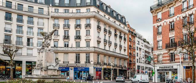 Spécial Immobilier île De France Lactivité Au Beau Fixe Le Point