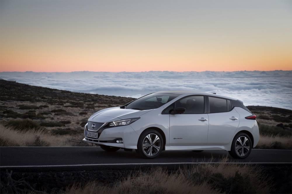 Nissan Leaf ©  Nisan