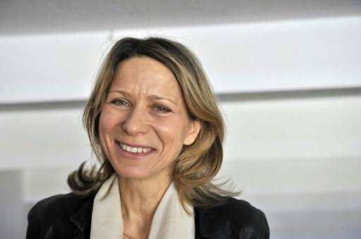 La directrice du Théâtre national de Marseille, Macha Makeieff, en 2012 à Marseille © BORIS HORVAT AFP/Archives