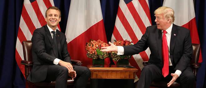 Brigitte et Emmanuel Macron seront accueillis à Mount Vernon, le temps d'un dîner privé le soir du 23 avril.