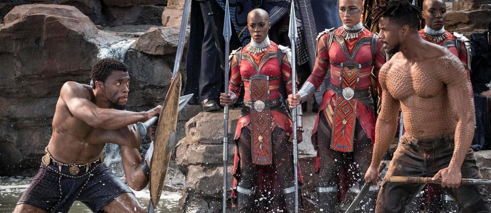 <p>Black Panther devient le plus gros succ&#232;s du genre super-h&#233;ro&#239;que aux &#201;tats-Unis.</p>