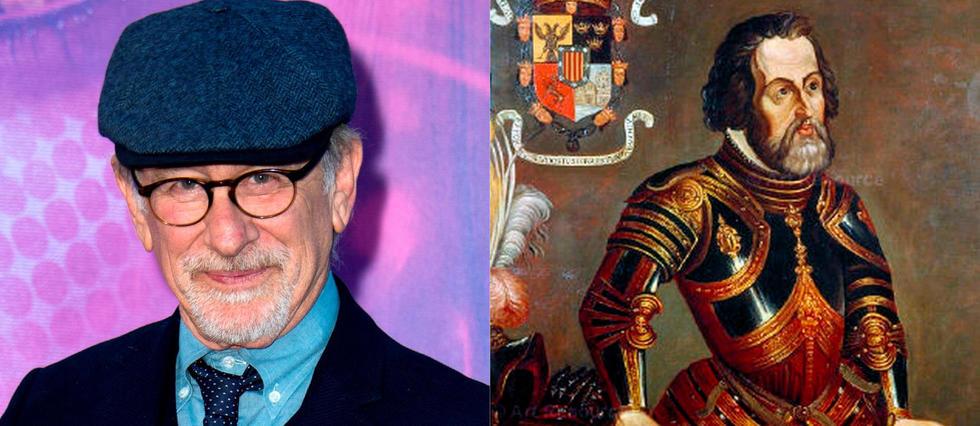 <p>Steven Spielberg va produire une s&#233;rie centr&#233;e sur le conquistador Hern&#225;n Cort&#233;s.</p>