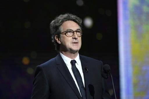François Cluzet le 24 février 2017, lors de la cérémonie des César sall Pleyel à Paris © bertrand GUAY AFP
