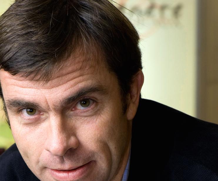 président de l'appellation bordeaux et bordeaux supérieurs. © Jean-Bernard Nadeau Jean-Bernard Nadeau