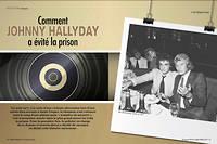 La revue  Sang-Froid , en librairie ce jeudi, raconte le jour où Johnny Hallyday a failli aller en prison, après une bagarre qui avait dégénéré.