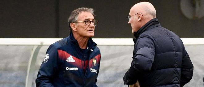 Le conflit entre l'ex-sélectionneur du XV de France Guy Novès et le président de la Fédé Bernard Laporte n'a pas redoré l'image du rugby français.