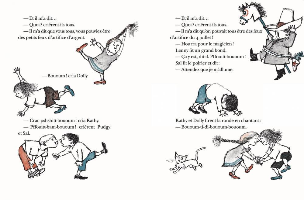 Maurice Sendak ©  Mémo éditions