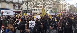 La marche blanche en hommage à Mireille Knoll assassinée dans le 11e arrondissement fera date, mais pour l'instant, rien ne permet encore d'affirmer que ce crime odieux était antisémite.
