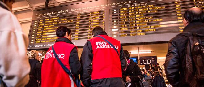 Si de trop nombreux agents sont comptés manquants aux points de destination des trains arrivant après 19 heures, ceux-ci peuvent être annulés