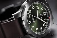 Une montre de pilote surdimensionnée pour réaffirmer la présence de Breitling dans l'univers aérien.  ©BRETILING