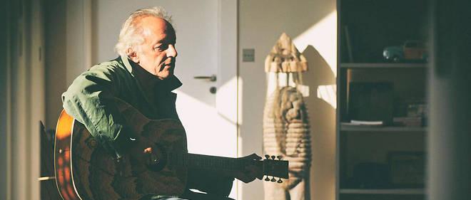 Didier Barbelivien sort un nouvel album.
