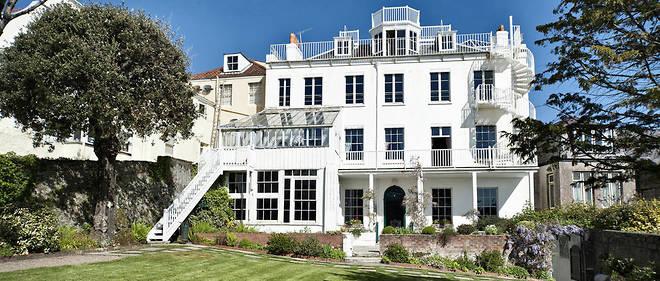 Guernesey La Maison D Exil De Victor Hugo Va Retrouver Son Lustre
